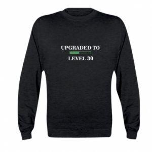 Kid's sweatshirt Upgraded to level 30