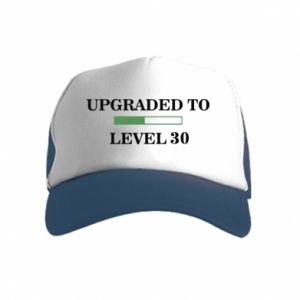 Kid's Trucker Hat Upgraded to level 30