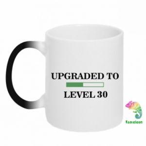 Kubek-kameleon Upgraded to level 30
