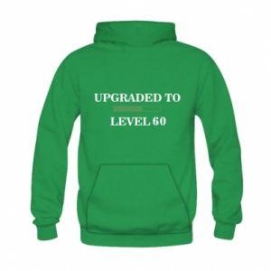 Kid's hoodie Upgraded to level 60
