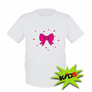 Kids T-shirt Cute bow
