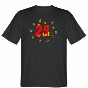 Koszulka Urodziny. 25 lat