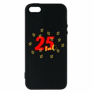 Etui na iPhone 5/5S/SE Urodziny. 25 lat