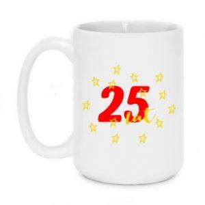 Kubek 450ml Urodziny. 25 lat