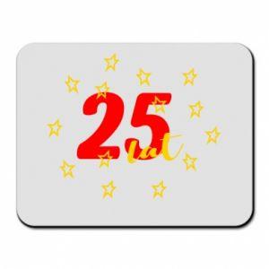 Podkładka pod mysz Urodziny. 25 lat