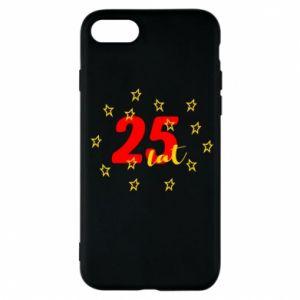 Etui na iPhone 7 Urodziny. 25 lat
