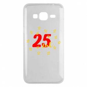Etui na Samsung J3 2016 Urodziny. 25 lat