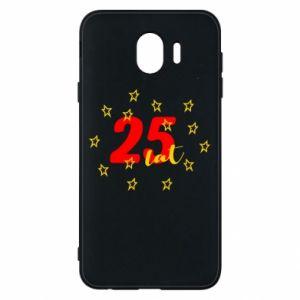 Etui na Samsung J4 Urodziny. 25 lat