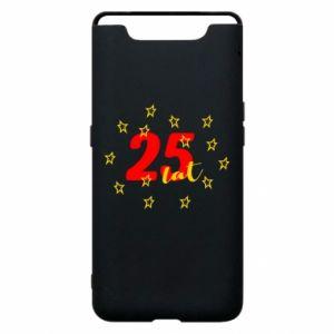 Etui na Samsung A80 Urodziny. 25 lat