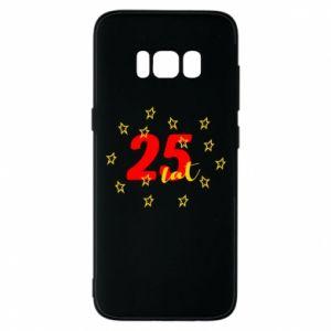 Etui na Samsung S8 Urodziny. 25 lat
