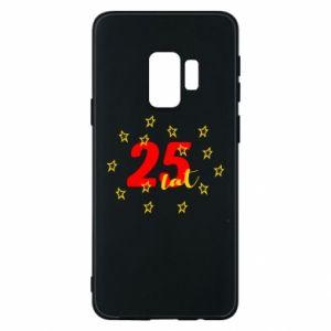 Etui na Samsung S9 Urodziny. 25 lat