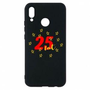 Etui na Huawei P20 Lite Urodziny. 25 lat