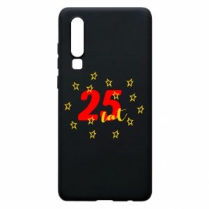 Etui na Huawei P30 Urodziny. 25 lat