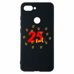 Etui na Xiaomi Mi8 Lite Urodziny. 25 lat