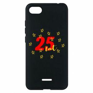 Etui na Xiaomi Redmi 6A Urodziny. 25 lat