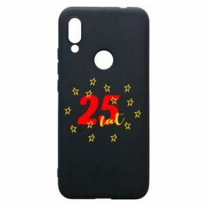 Etui na Xiaomi Redmi 7 Urodziny. 25 lat