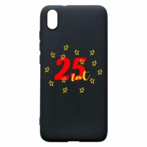 Etui na Xiaomi Redmi 7A Urodziny. 25 lat