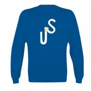 Kid's sweatshirt US
