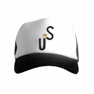 Kid's Trucker Hat US