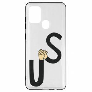 Samsung A21s Case US