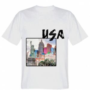 Koszulka USA - PrintSalon