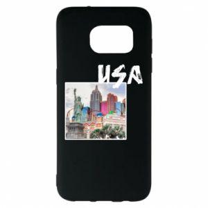 Samsung S7 EDGE Case USA