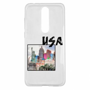 Nokia 5.1 Plus Case USA