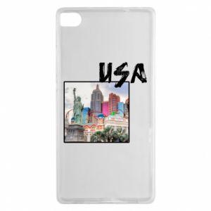Huawei P8 Case USA