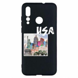 Huawei Nova 4 Case USA