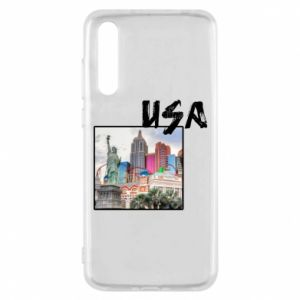 Huawei P20 Pro Case USA