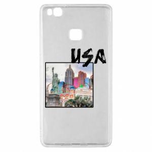 Huawei P9 Lite Case USA