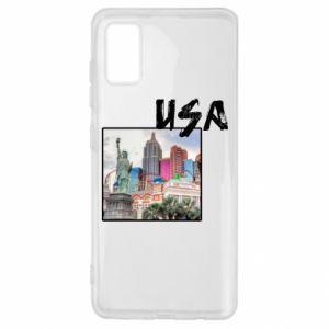 Samsung A41 Case USA