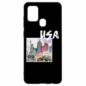 Samsung A21s Case USA