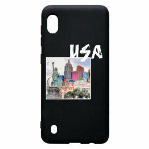 Samsung A10 Case USA