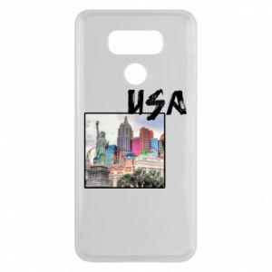 LG G6 Case USA