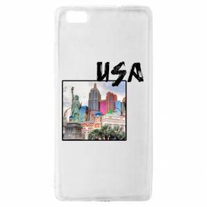 Huawei P8 Lite Case USA