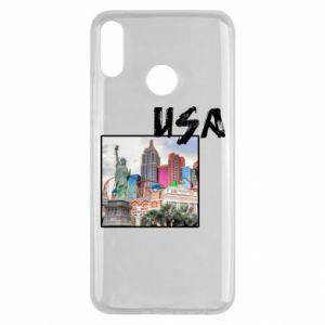 Huawei Y9 2019 Case USA