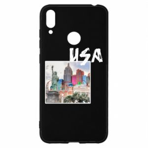 Huawei Y7 2019 Case USA
