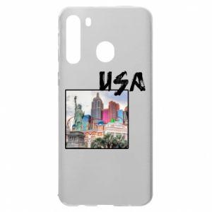Samsung A21 Case USA