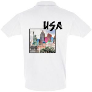 Men's Polo shirt USA