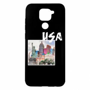 Xiaomi Redmi Note 9 / Redmi 10X case % print% USA