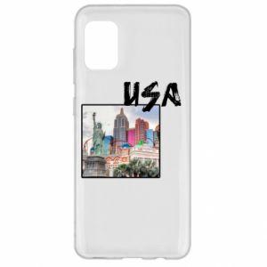 Samsung A31 Case USA