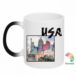 Chameleon mugs USA