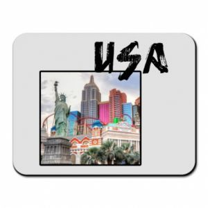 Mouse pad USA