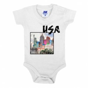 Baby bodysuit USA
