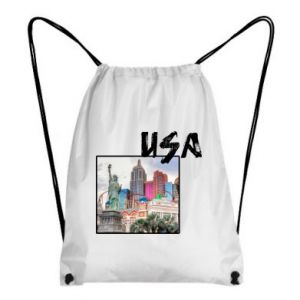 Backpack-bag USA