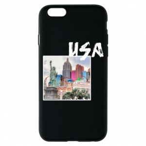 Phone case for iPhone 6/6S USA