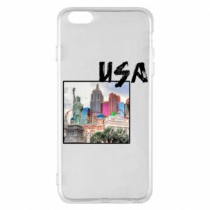 Phone case for iPhone 6 Plus/6S Plus USA