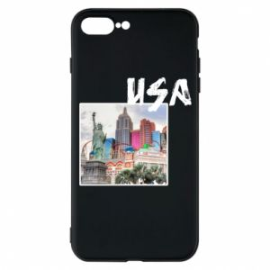 Phone case for iPhone 7 Plus USA