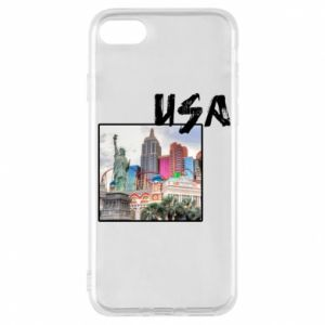 Phone case for iPhone 8 USA